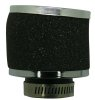 Air filter, foam pod style, 42mm inlet